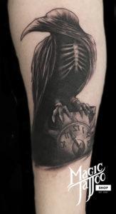 Inflames tetoválás