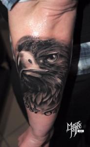 Sas Tetoválás