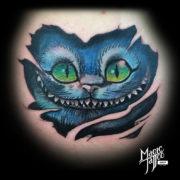 Cica tetoválás